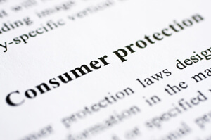Photo of a consumer protection definition