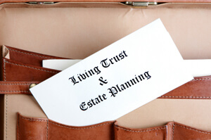 Photo of living trust & estate planning