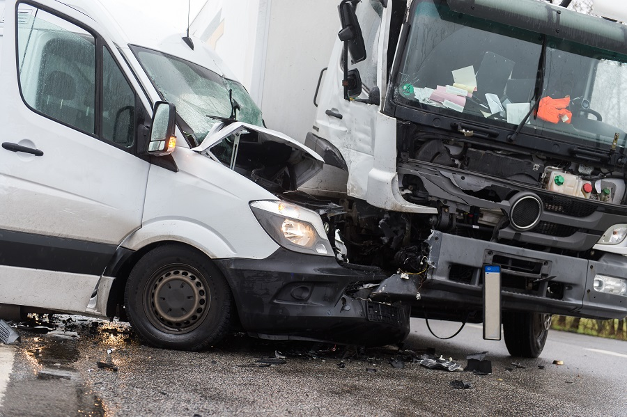 delaware truck accidents