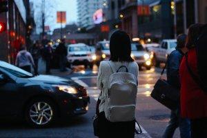 San Francisco Pedestrian